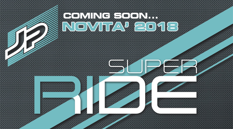 JP Super Ride 2018 Cover
