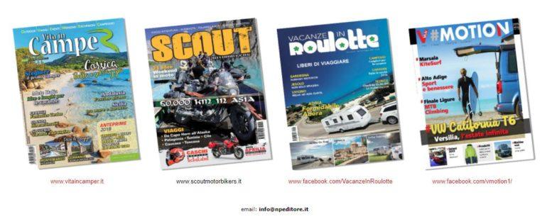 npe linea riviste