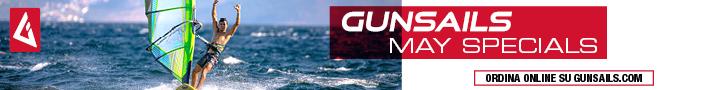banner Gun Sail Kombi 2018