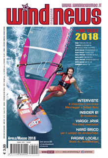 Wind News Mag in edicola (Apr-Mag 2018)
