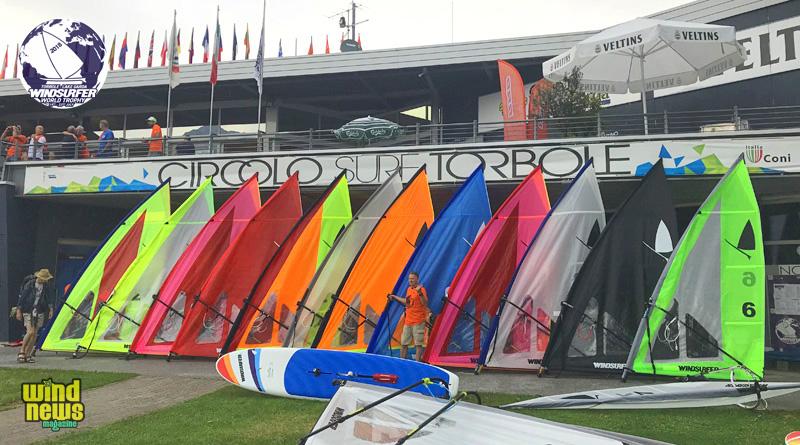 windsurfer world trophy cover