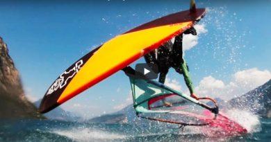 Nuovo video di Mattia sul lago di Garda
