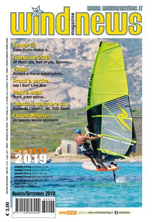 Wind News Agosto Settembre 2018