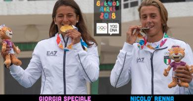 Giochi Olimpici Giovanili: oro Speciale, argento Renna