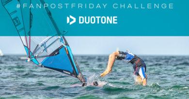 #FanpostFriday Challenge by Duotone!