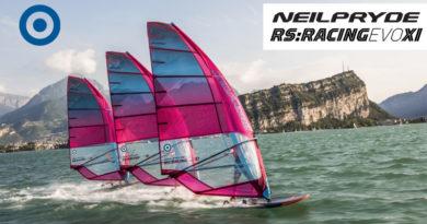 neil pryde rs:racing evoXI cover