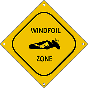 Windfoil Zone Logo