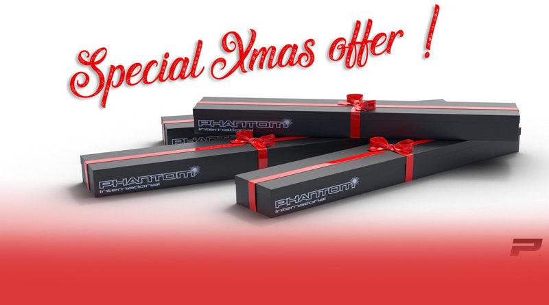 Phantom… special Christmas offers!