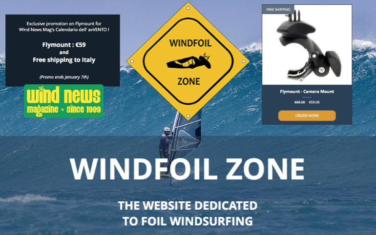 windfoil zone offerta flymount