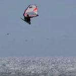 Ricardo windsurfing Capetown 2019