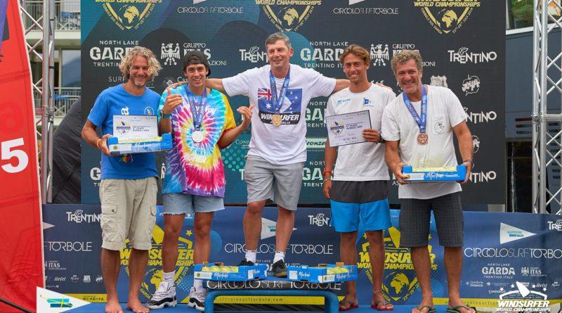 Windsurfer Worlds Championship 2019 torbole cst