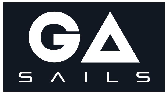 GA Sails logo
