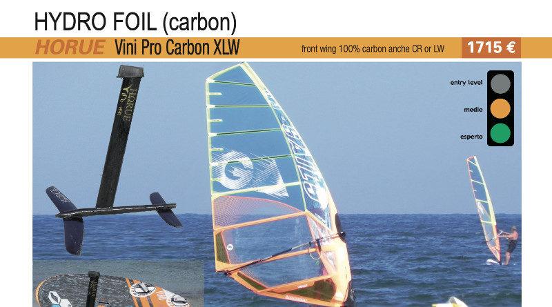 test Horue Vini Pro Carbon XLW 2019 cover