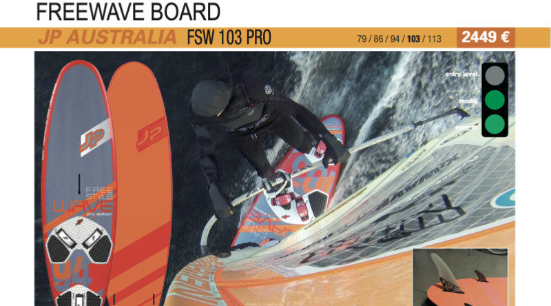 test JP Australia FreestyleWave 103 Pro Edition 2019 cover