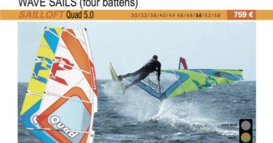 test Sailloft Quad 5.0 2019 cover