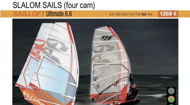 Sailloft Ultimate 8.6 2019 cover
