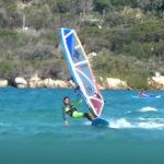 Sammy windsurf