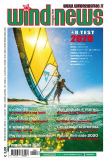 Wind News cover Febbraio-Marzo 2020