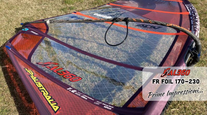AL360 FR FOIL 170-230 - prime impressioni - Cover