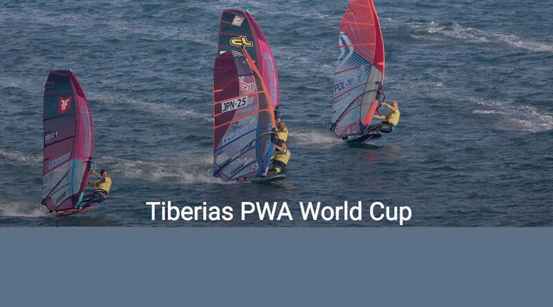 PWA World Cup Slalom is back!