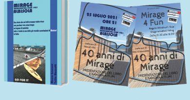 I primi 40 anni del Mirage!