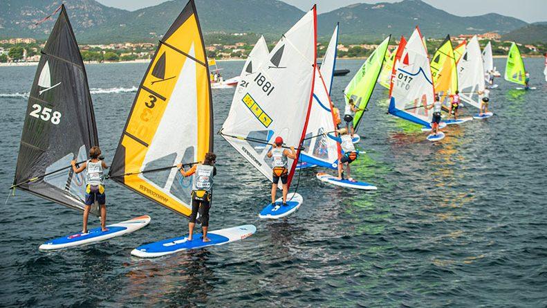 Ottimo avvio del Campionato Italiano Windsurfer